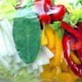 超簡単レシピ - 彩り豊か ピクルス