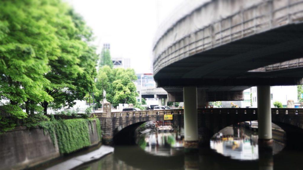 日本橋川 photo by 茶子(ちゃこ)