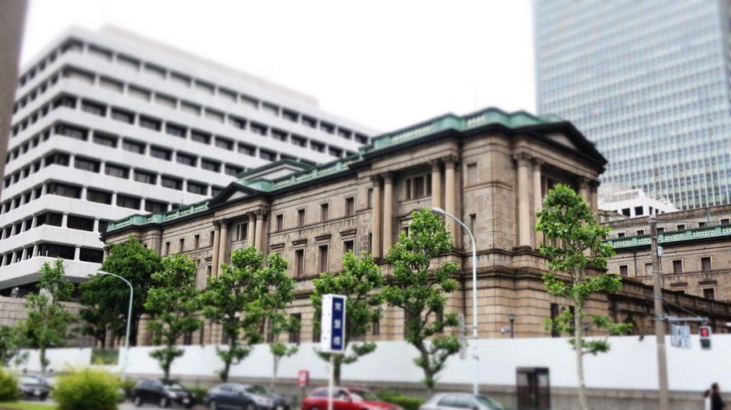 日本銀行本店 photo by 茶子(ちゃこ)