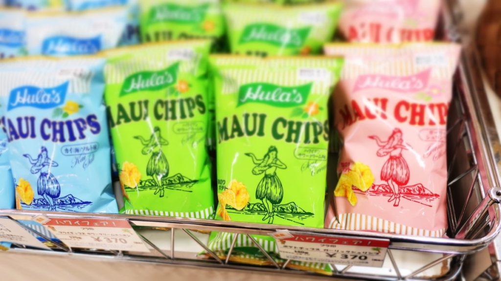 マウイチップス photo by 茶子(ちゃこ)