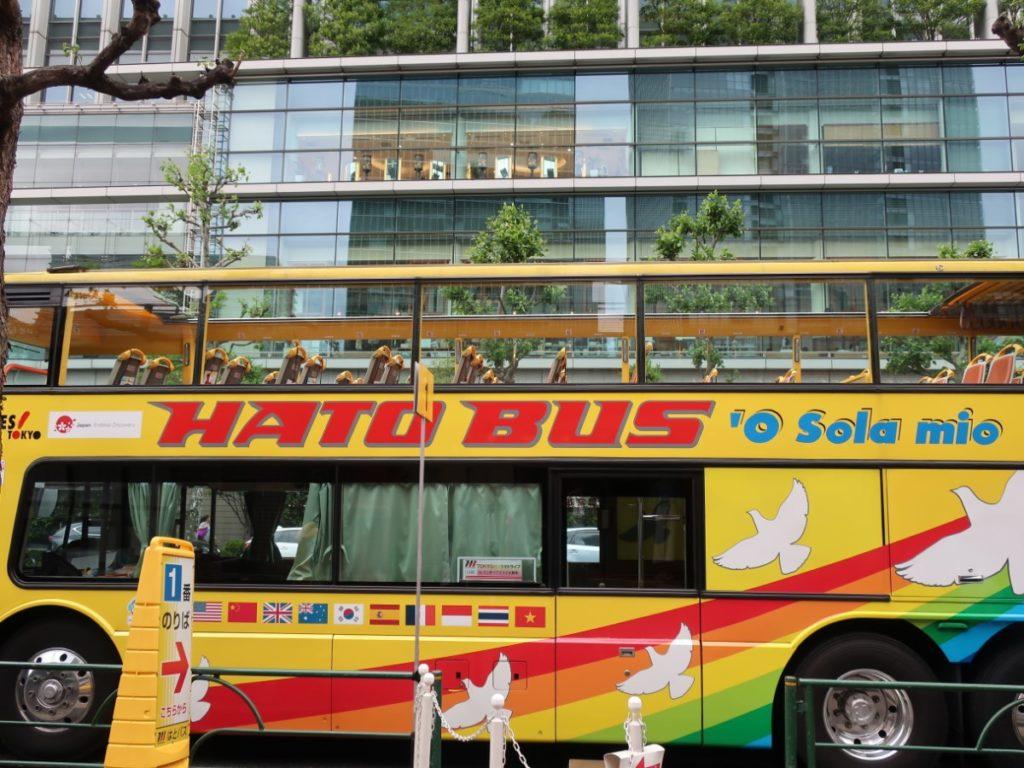 はとバス photo by 茶子(ちゃこ)