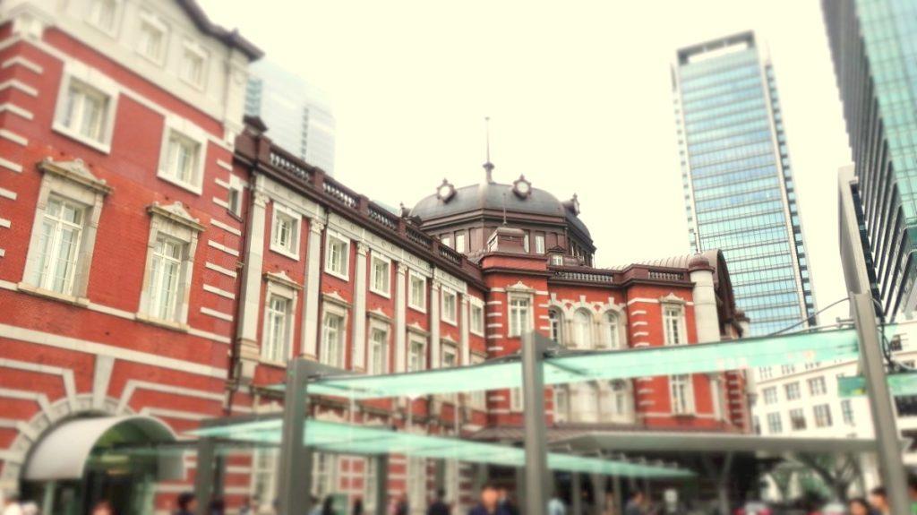丸の内駅舎photo by 茶子(ちゃこ)