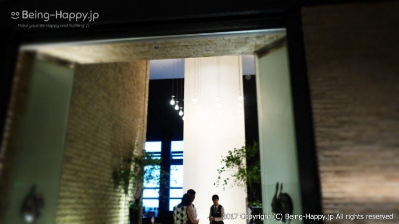 エントランス@Fish Bank TOKYO「フィッシュバンク東京」 photo by 茶子(ちゃこ)