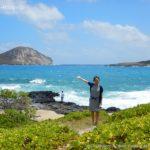 ハワイ オアフ島 – ドライブの旅 (1) ~bills, ワイマナロ, カイルア
