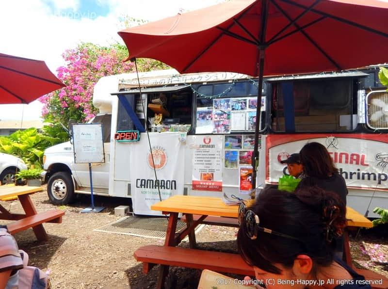 ハレイワ-Camaron Shrimp Truck(カマロン シュリンプ トラック)