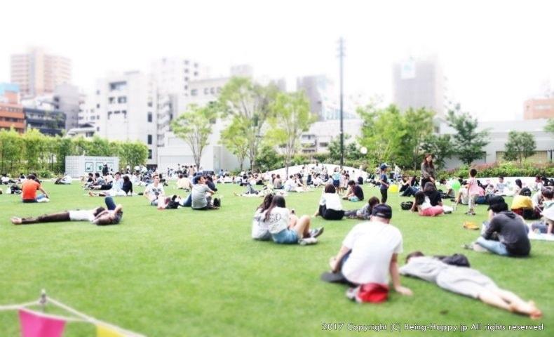 南池袋公園 photo by 茶子(ちゃこ)
