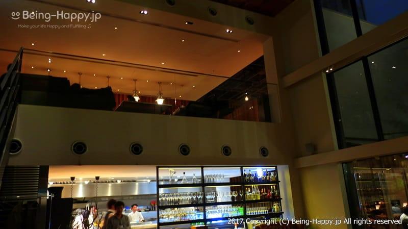 レストラン内@code kurkku(コードクルック)at 代々木ビレッジ VILLAGE photo by 茶子(ちゃこ)