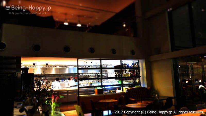 レストランの厨房@code kurkku(コードクルック)at 代々木ビレッジ VILLAGE photo by 茶子(ちゃこ)