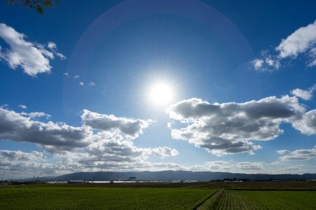 広大な風景イメージ画像