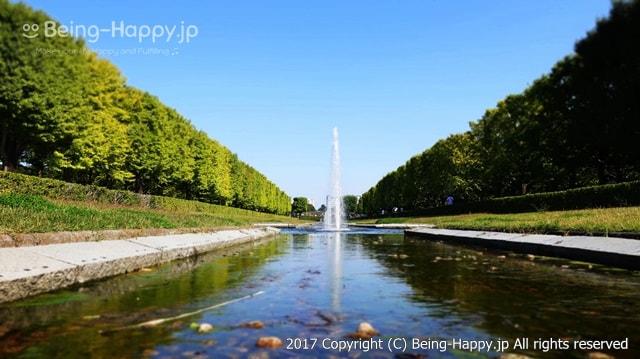 昭和記念公園 - 噴水