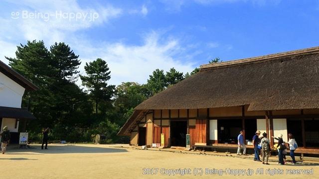 昭和記念公園 - こもれびの里 旧石神井住宅