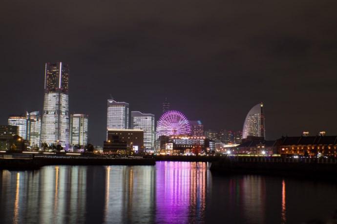 夜景のイメージ写真