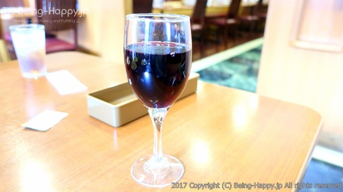 ビッグボーイのワイン
