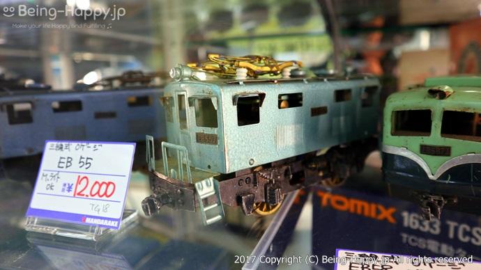 中野ーまんだらけ電車