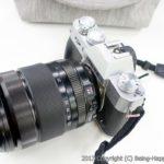 富士フイルム X-T20 ~豊かな発色とレトロ&スタイリッシュなデザインが魅力のカメラ