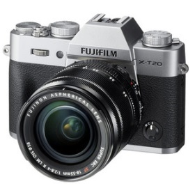 【FUJIFILM(富士フイルム)X-T20 】 スタイリッシュなデザインと贅沢なスペックを実現