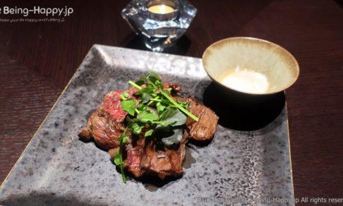 "Table9Tokyo - 甘い炎の炙り和牛""SUKIYAKI"""