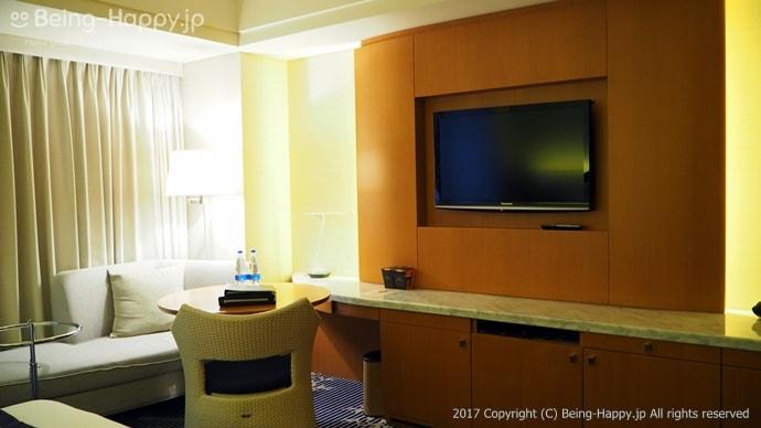 横浜ベイホテル東急のゲストルーム