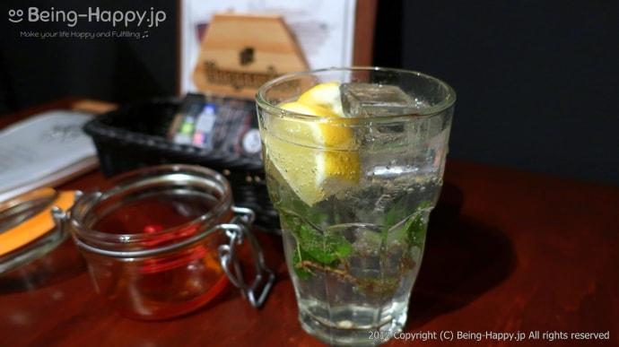 原価ビストロBAN - ミント香るレモンサワー