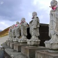 大室山の八ヶ岳地蔵尊