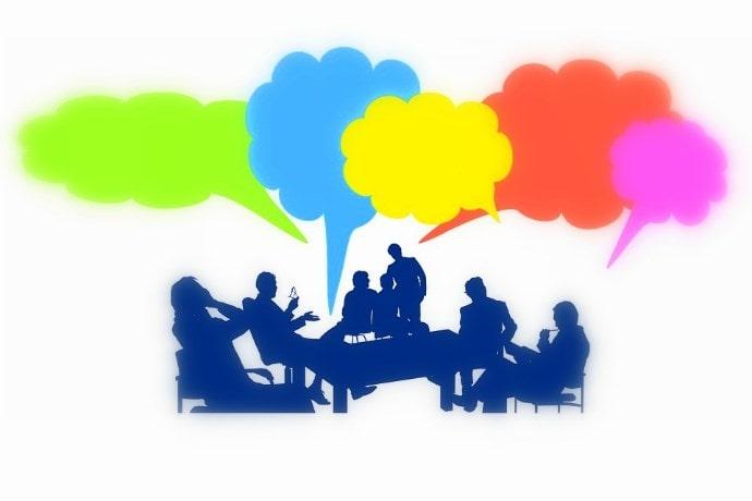 会話では瞬発力が重要