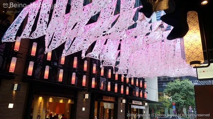 日本橋桜フェスティバル