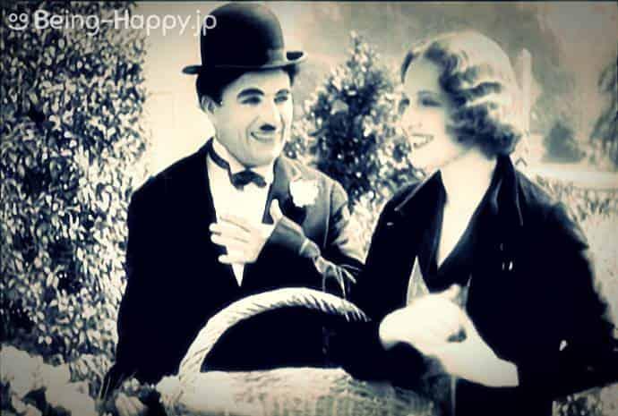 チャップリン映画 1931年『街の灯』City Lights