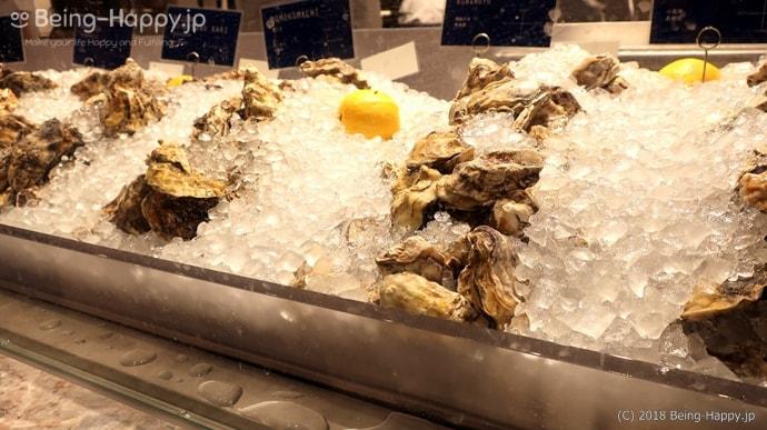 BOSTON OYSTER&CRAB(ボストン オイスター&クラブ)の牡蠣バー
