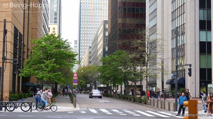 東京ミッドタウン日比谷周辺