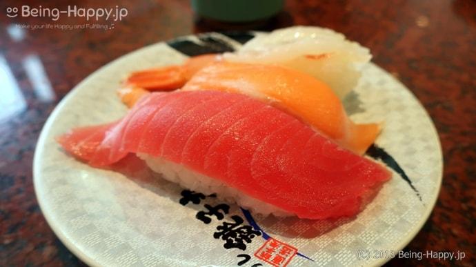 銚子丸のお寿司