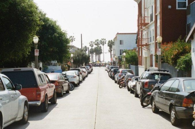 海外の駐車事情