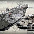 ハン・ソロ裏話-ファルコン号は第二次大戦のドイツ軍戦車で造られていた!?