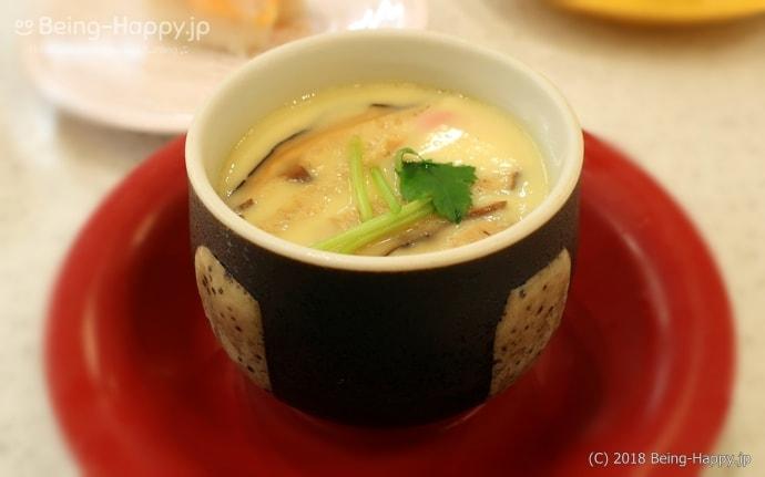 かっぱ寿司-茶碗蒸し
