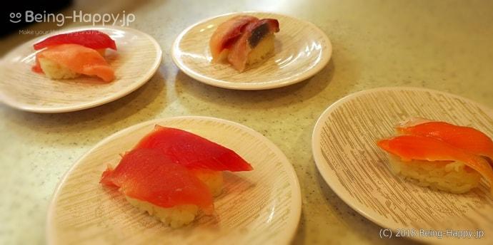 かっぱ寿司-次々注文