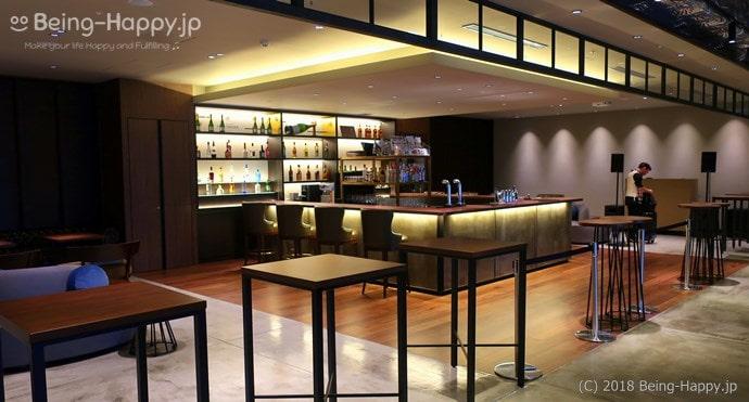 渋谷ストリーム4階のバー「トレント」