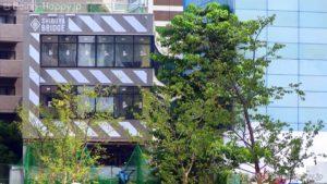 渋谷ブリッジ外観