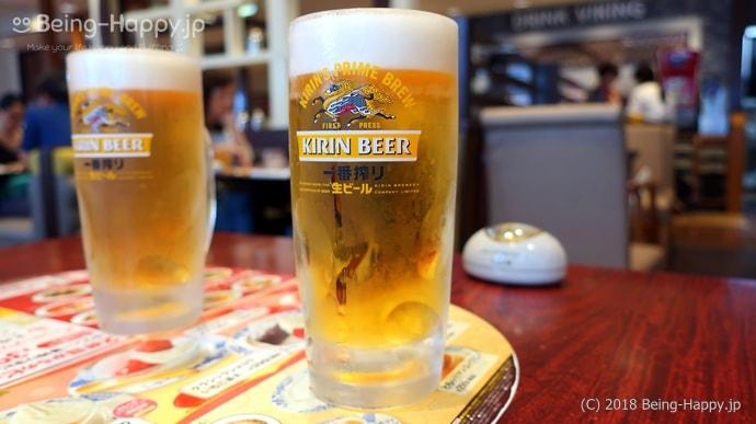 バーミヤンのビール