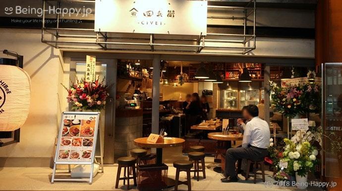 MEAT TAVERN 煮込みや四兵衛 渋谷ストリーム店