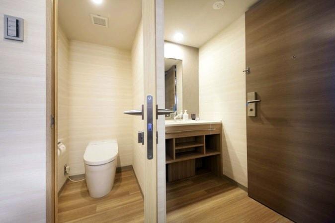 リッチモンドホテル横浜駅前 - バス・トイレ