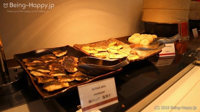 ロイヤルホストの和食・中華コーナー