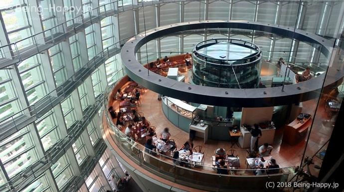 国立新美術館 - サロン・ド・テ ロンド