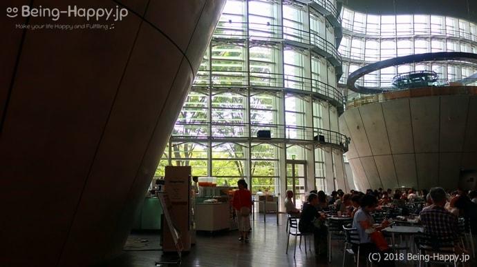 国立新美術館 - カフェ コキーユ