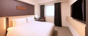 リッチモンドホテル横浜駅前・スーペリアルダブルルーム