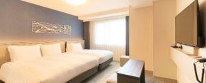 リッチモンドホテル横浜駅前・ファミリーツインルーム