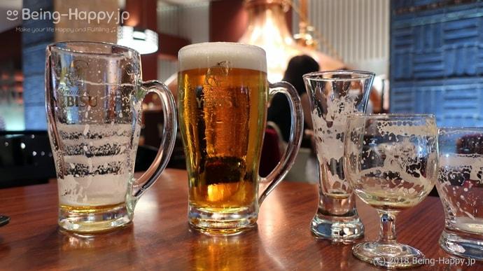 ヱビスビール記念館のビール