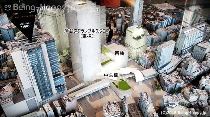 渋谷スクランブルスクエア完成イメージ