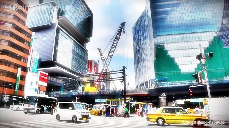 渋谷再開発プロジェクト