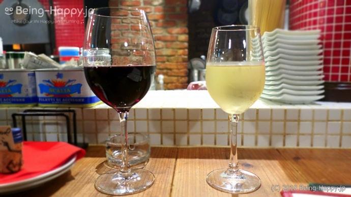 ワインノルイスケ グラスワイン