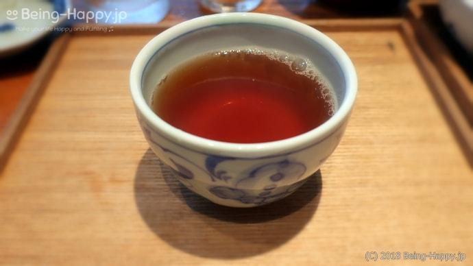 酢重ダイニング - 食事のあとのお茶