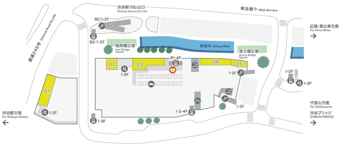渋谷ストリーム1F